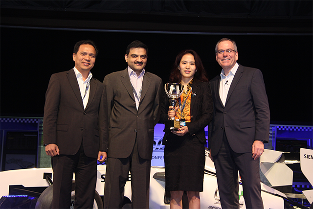 "VietBay Company Awarded ""Asia Pacific New Constructor's Champion FY14"" Of Siemens PLM"