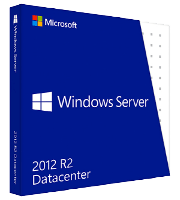 Windows Server Datacenter 2012 R2 English