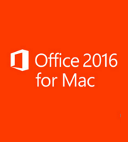 Phần mềm Office for Mac 2016 Standard Open License