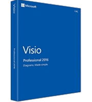 Phần mềm Microsoft Visio Professtional 2016 Open License