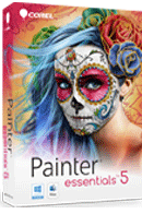 Phần mềm Painter Essentials 5 (Windows/Mac)
