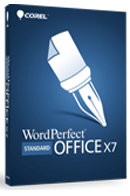 Phần mềm WordPerfect Office X7 – Standard Edition