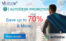 Autodesk promotion March