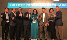 VIETBAY named Siemens PLM Best Marketing Performance Partner in South East Asia in FY2018