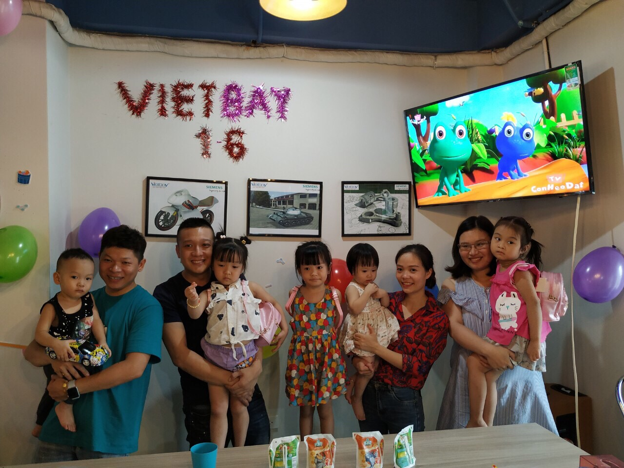 Vietbay's Children Day June 1st 2019
