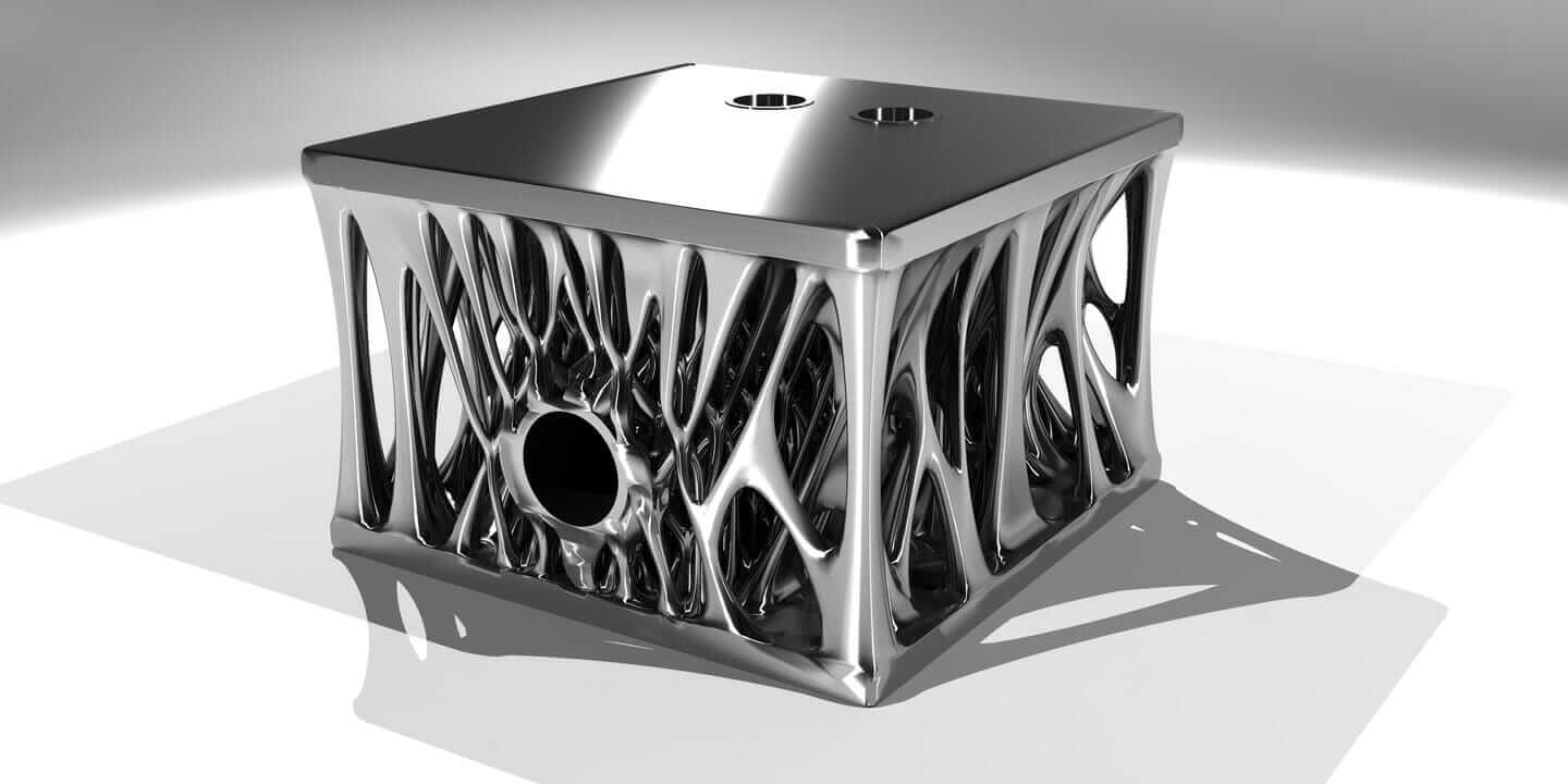 CAD Is a Lie: Generative Design to the Rescue